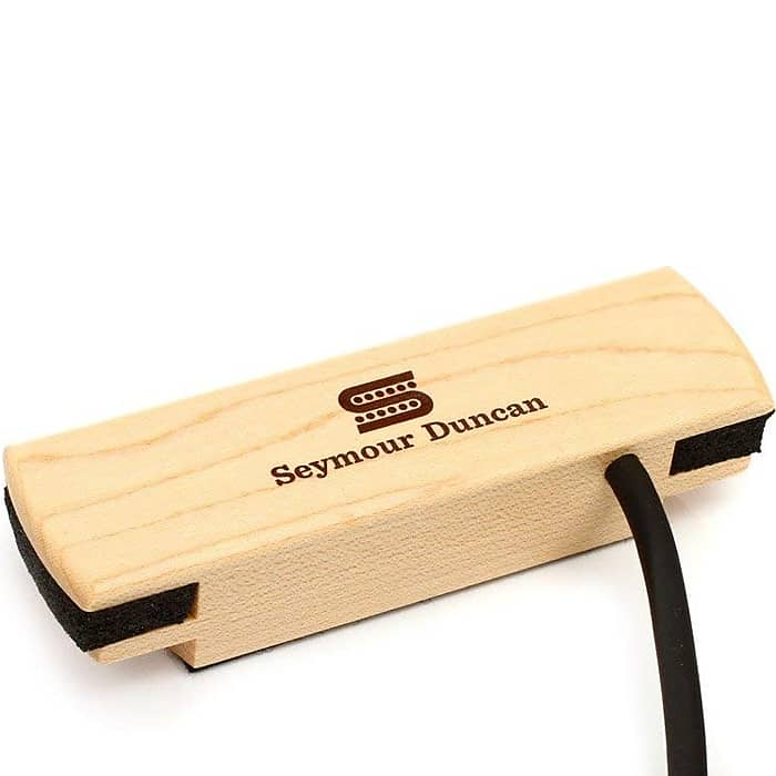 Seymour Duncan SA 3HC Hum Canceling Woody Acoustic Pickup