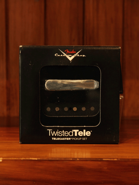 Pickup - Fender Custom Shop Twisted Tele Pickup Set - The Rock Inn