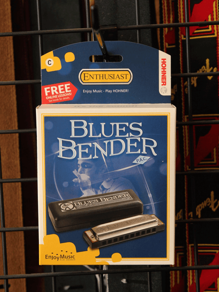 Hohner Blues Bender Harmonica - The Rock Inn