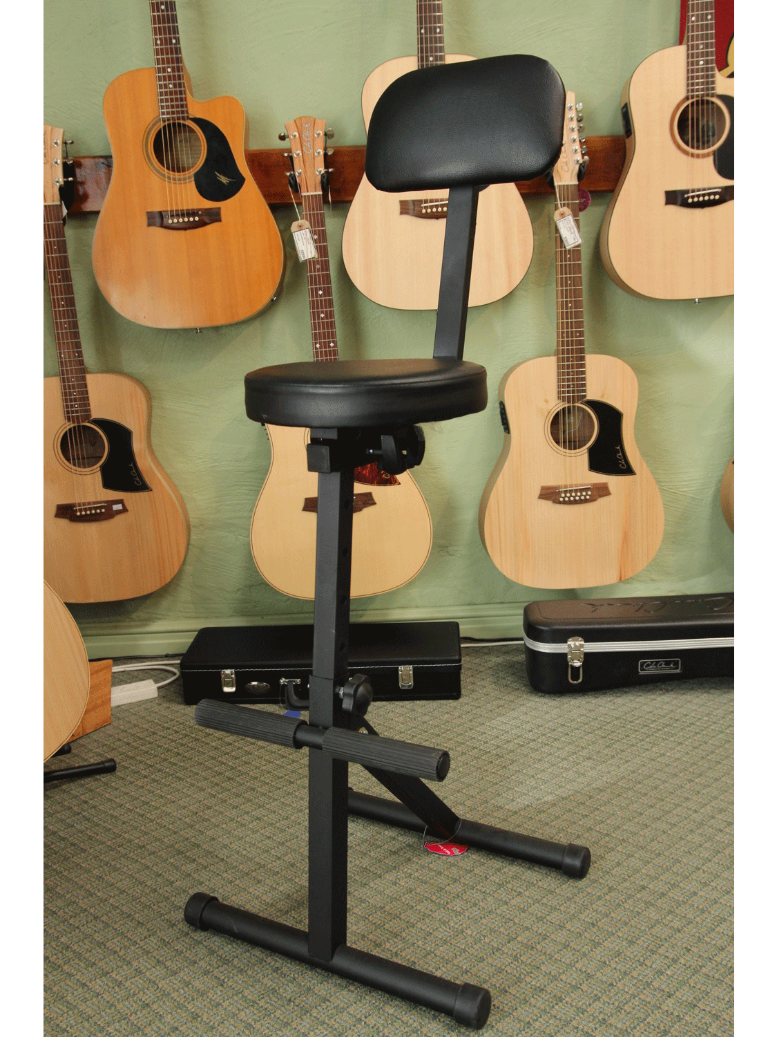 AMS Guitarists Stool - The Rock Inn
