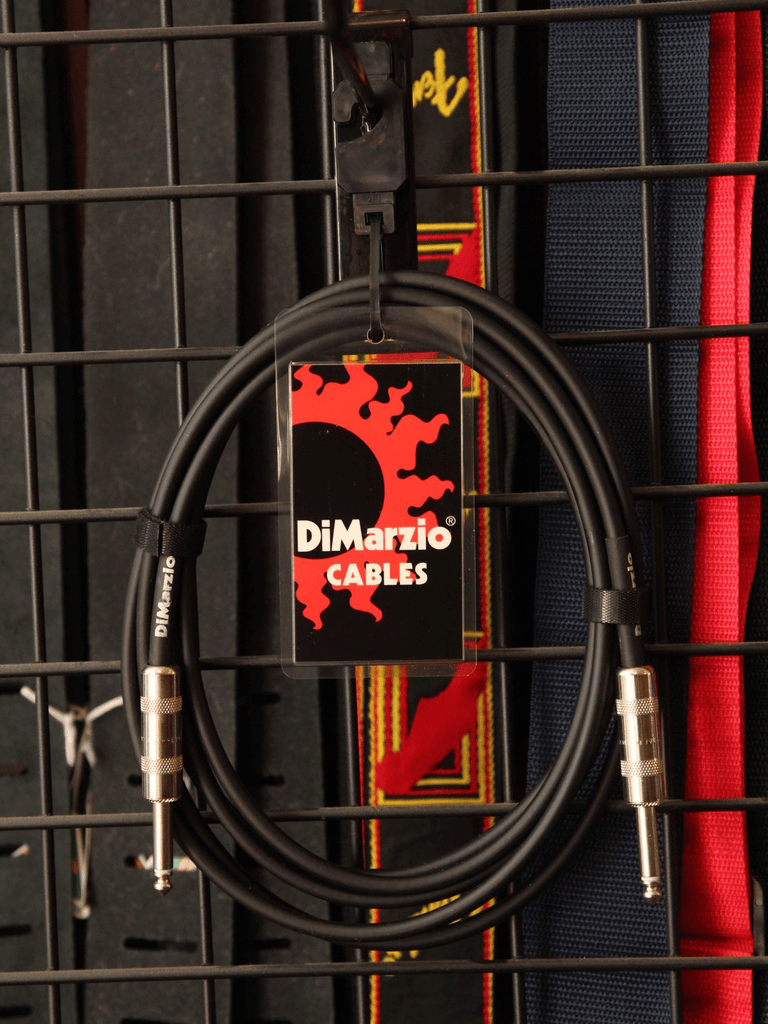 Dimarzio 10ft Guitar Cable - The Rock Inn