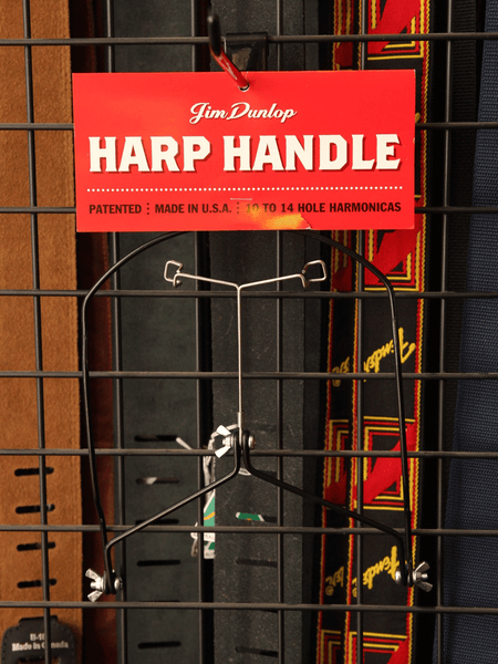 Harp Handle - Dunlop - The Rock Inn