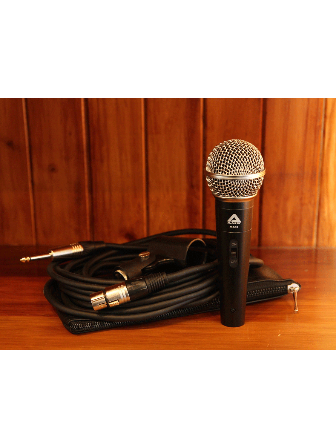 Microphone - MC63 AMS Starter Package - The Rock Inn