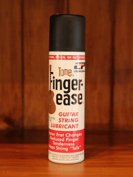 String Cleaner - Finger Ease Guitar String Lubricant - The Rock Inn