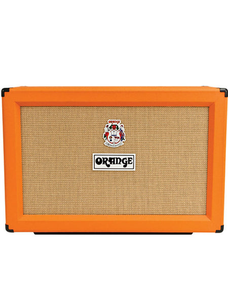 Orange Speaker Cabinet - PPC212 2x12 Closed Back Orange