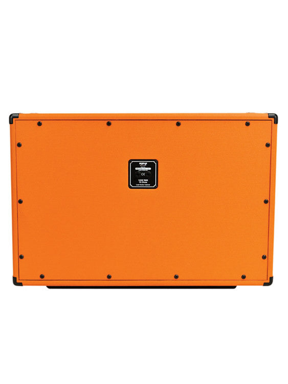Orange Speaker Cabinet - PPC212 2x12 Closed Back Orange - The Rock Inn