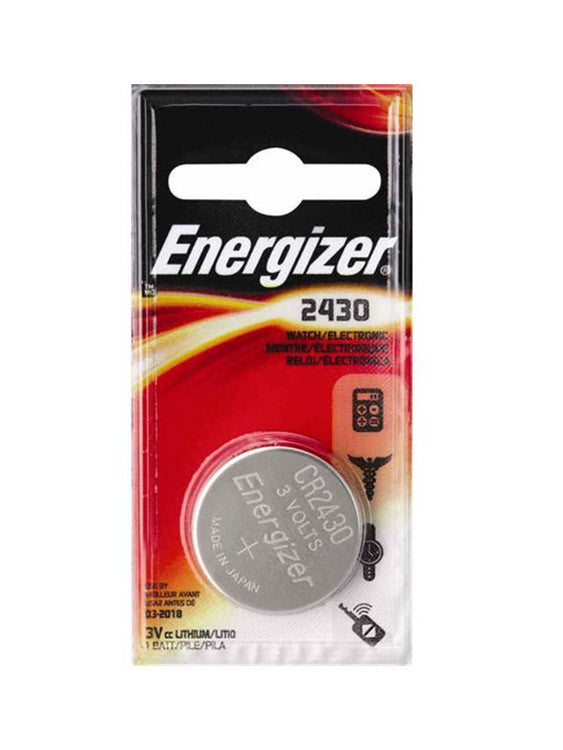 Battery - 3V Tuner - Energizer - The Rock Inn