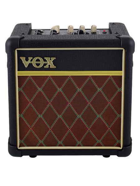 Vox Mini 5 Rhythm Battery Amp - The Rock Inn