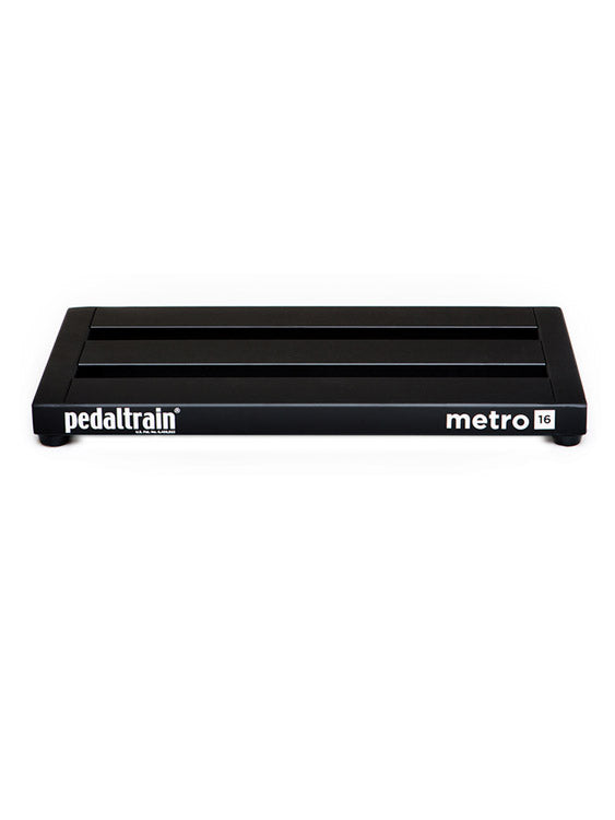 PedalTrain Metro 16 Pedal Board with Soft Case PT-M16-SC
