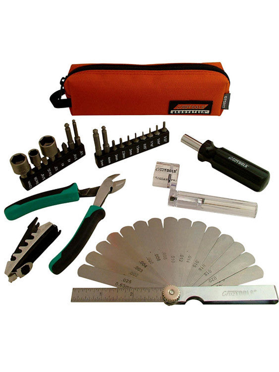 CruzTOOLS Stagehand Compact Guitar Tech Kit