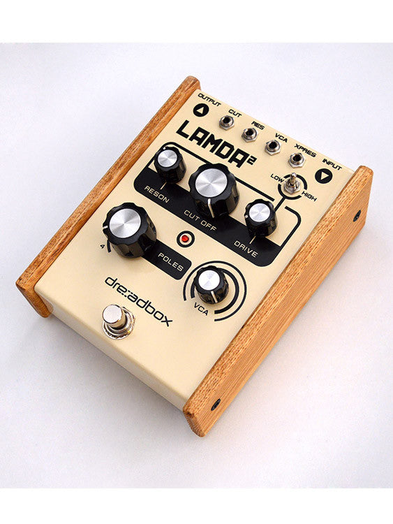 *NEW ARRIVAL* Dreadbox Lamda V2 Filter Effects Pedal - The Rock Inn