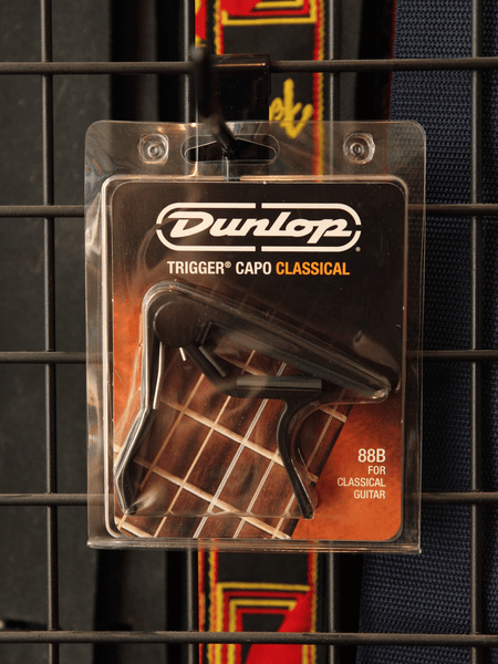 Capo - Dunlop Trigger Capo Classical - The Rock Inn