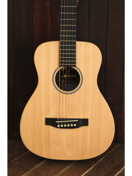 Martin X Series LX1 Little Martin Acoustic Guitar - The Rock Inn - 1