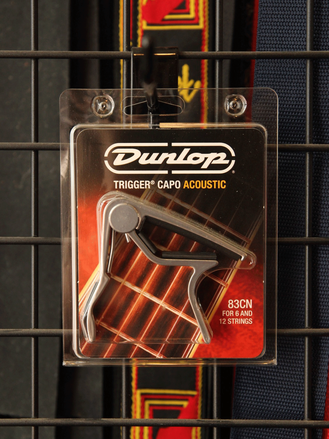 Capo - Dunlop Trigger Capo Acoustic - The Rock Inn