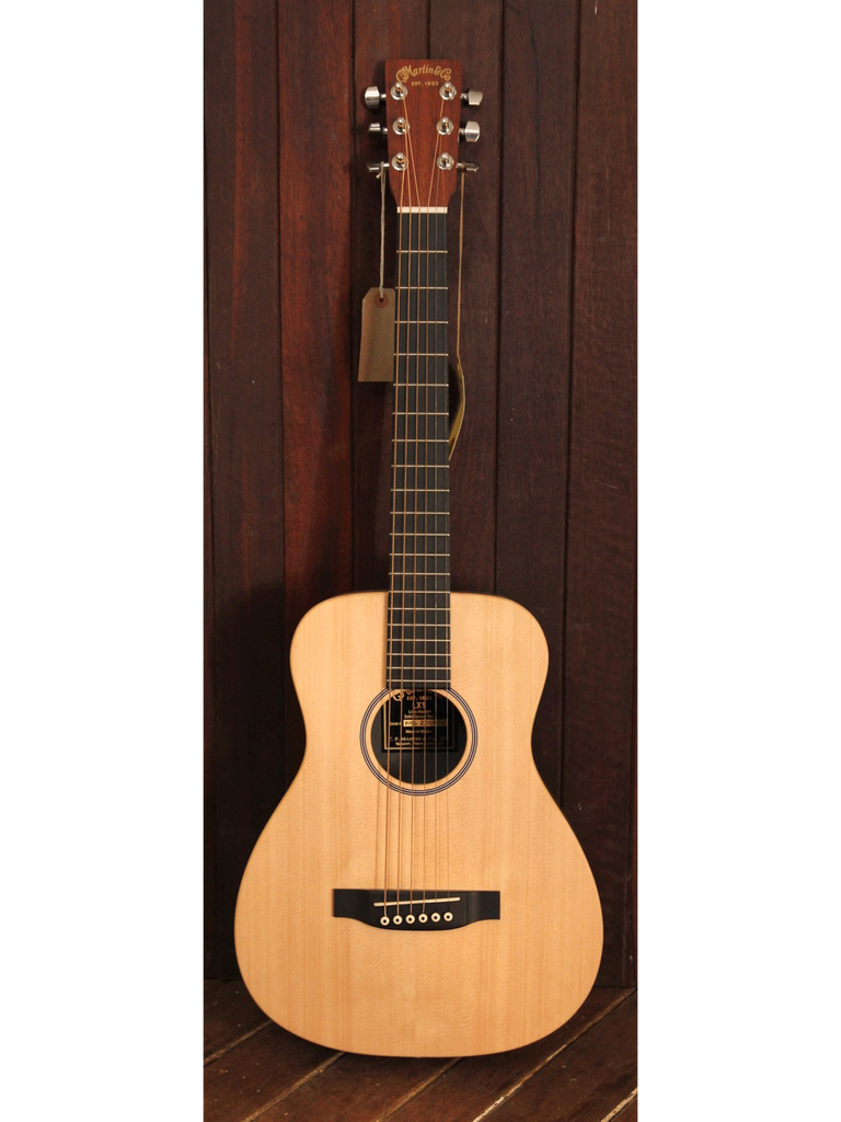 Martin X Series LX1 Little Martin Acoustic Guitar - The Rock Inn - 2
