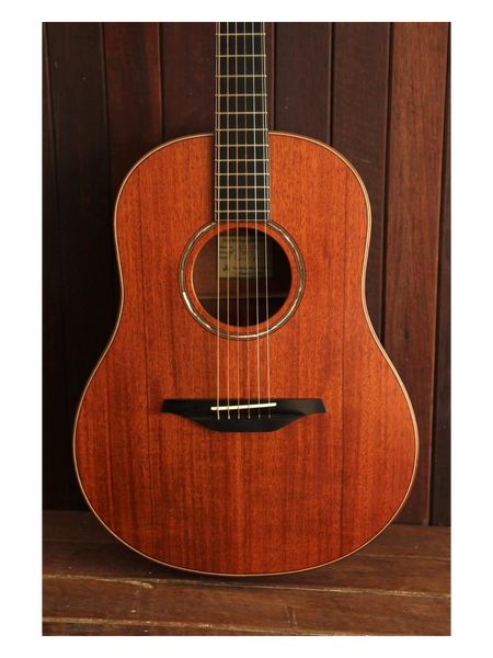 McIlroy ASD19 Mahogany Small Dreadnought - The Rock Inn - 1