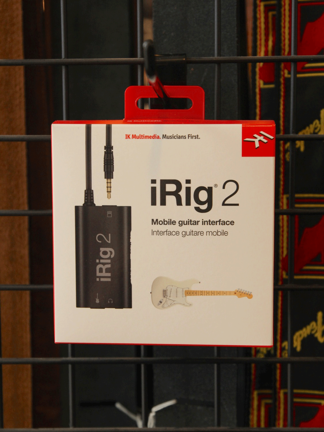 iRig 2 iOS Guitar Interface for Mac / iPhone - The Rock Inn
