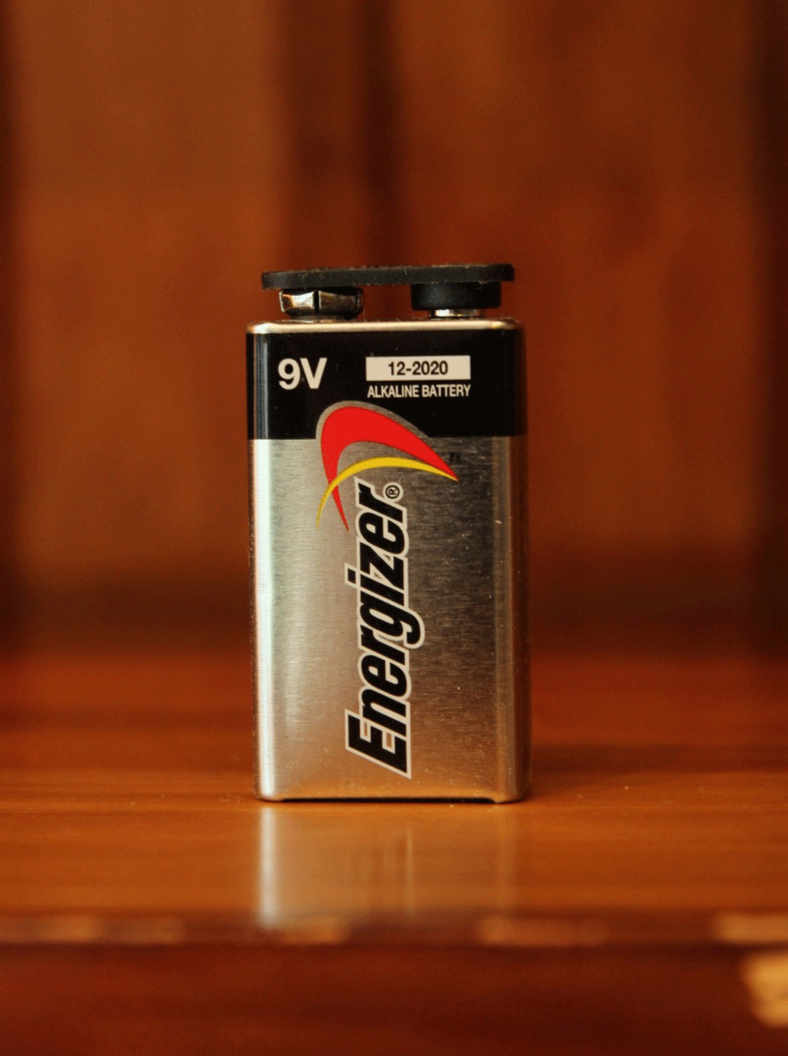 Battery - 9V Energizer - The Rock Inn