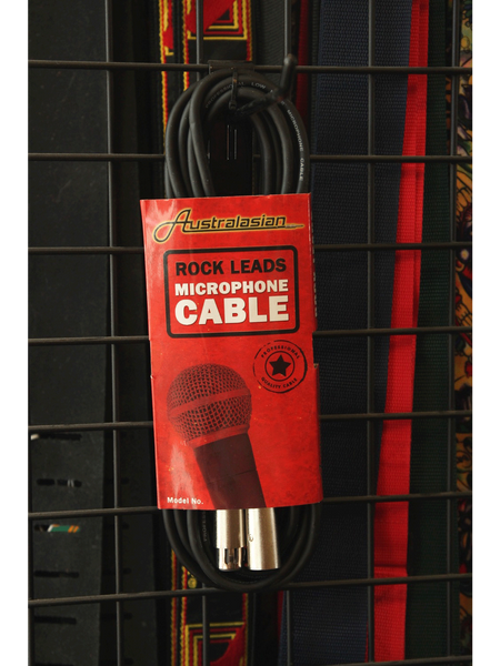 AMS Microphone Cable 20ft XLR-XLR - The Rock Inn
