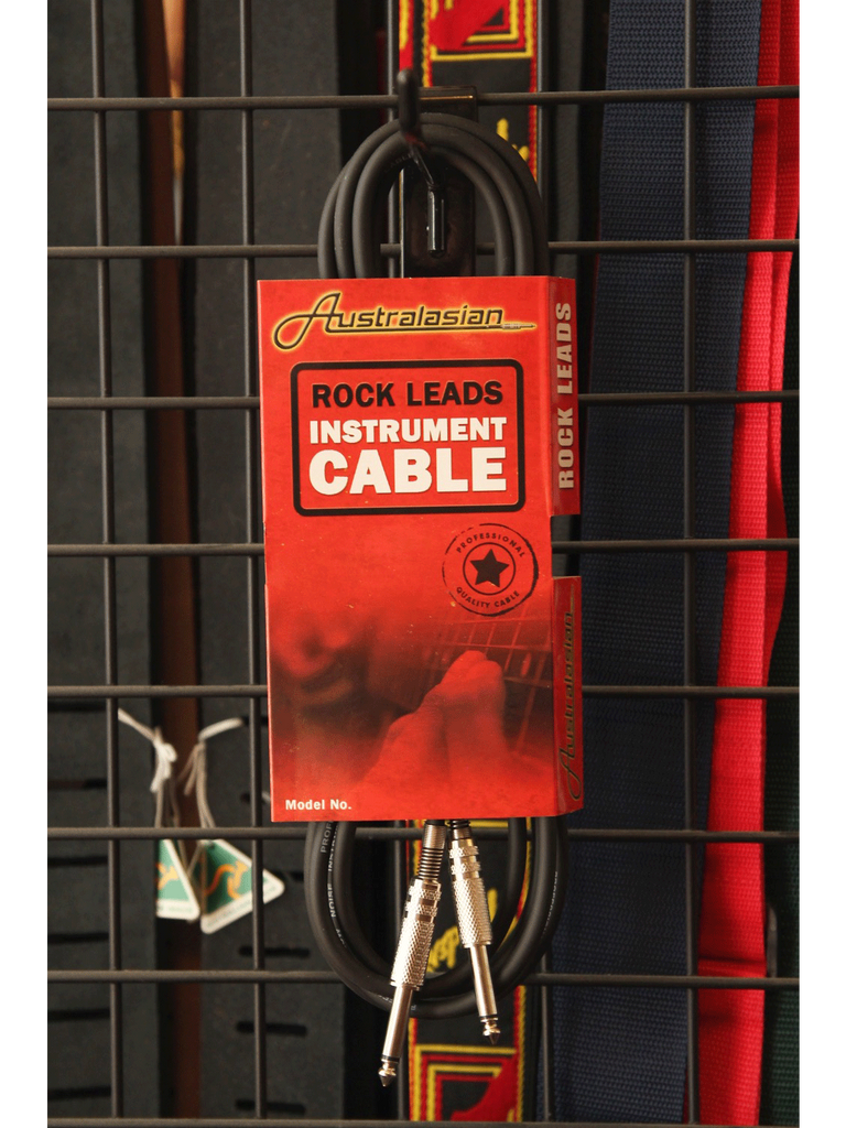 AMS Instrument Cable 10ft RC10 - The Rock Inn