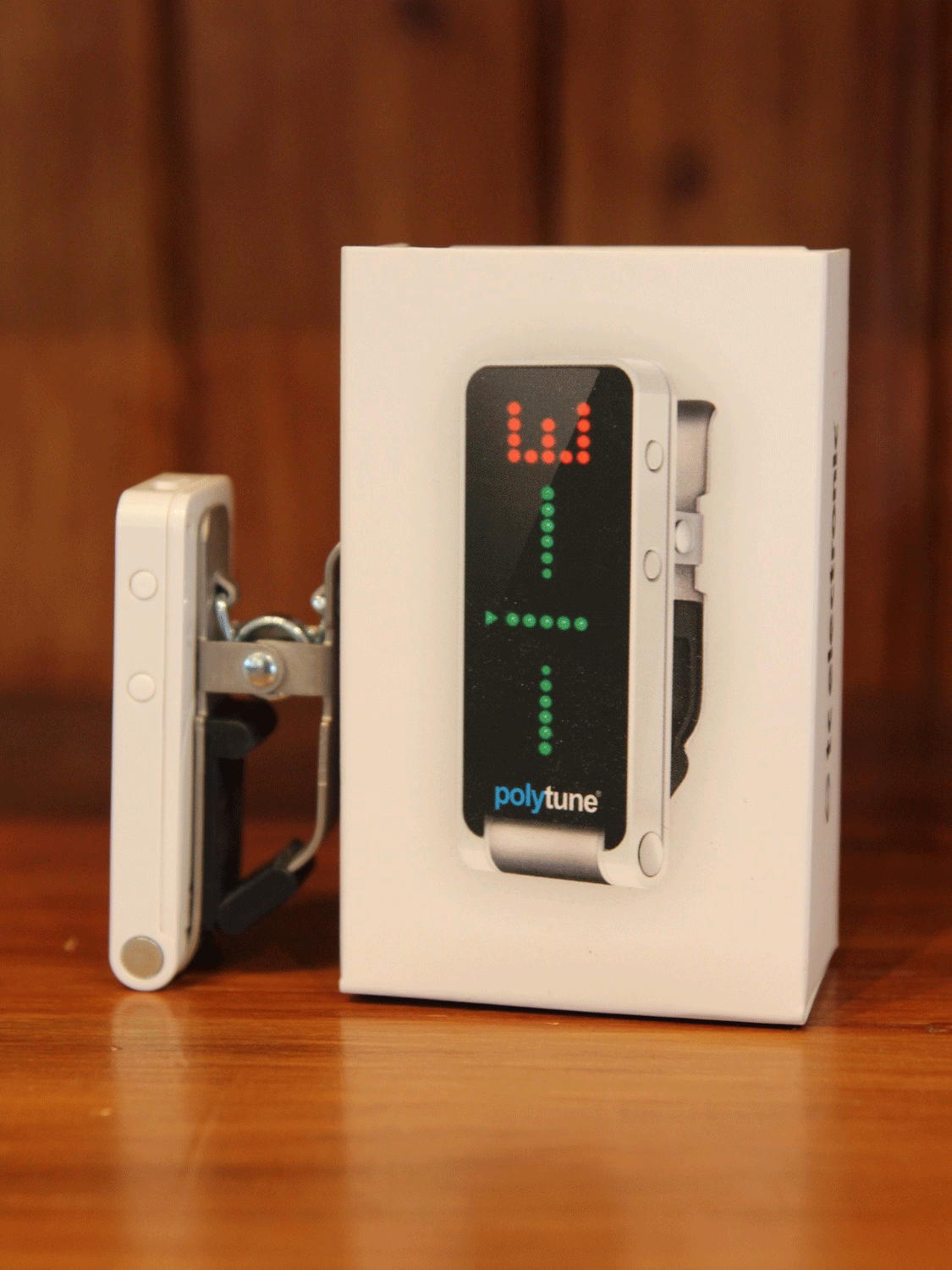 TC Electronic Polytune Clip on Guitar Tuner - The Rock Inn - 2