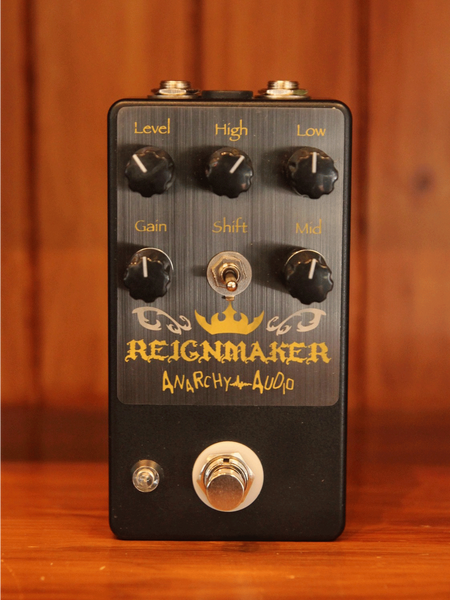 Anarchy Audio Reignmaker Distortion Pedal - The Rock Inn