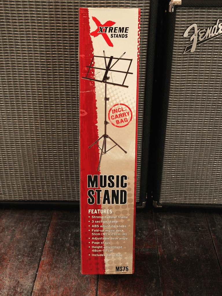 Student Music Stand - MS75 - The Rock Inn
