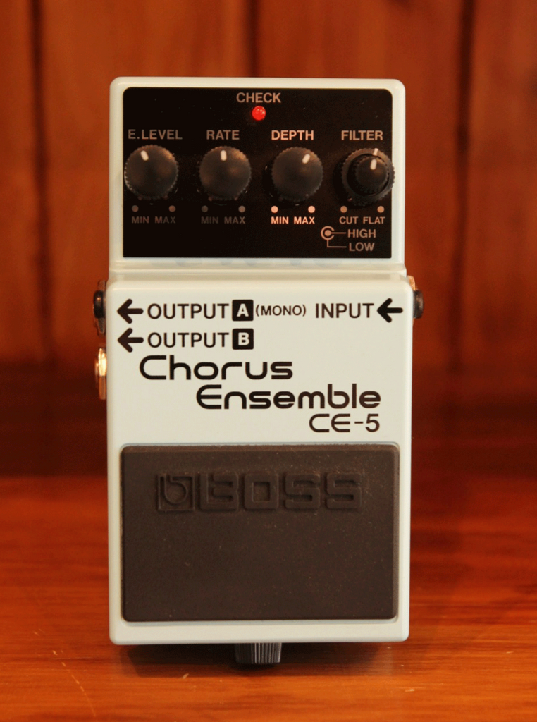 Boss CE-5 Chorus Ensemble Pedal - The Rock Inn
