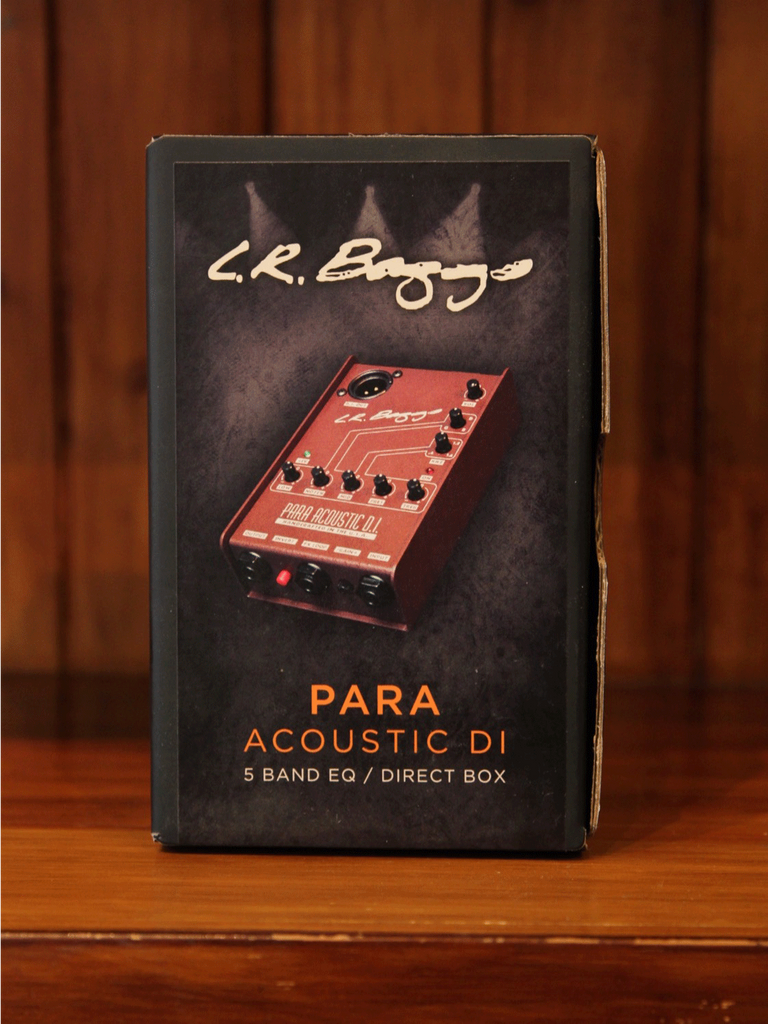 LR Baggs Para Acoustic Guitar DI Preamp - The Rock Inn