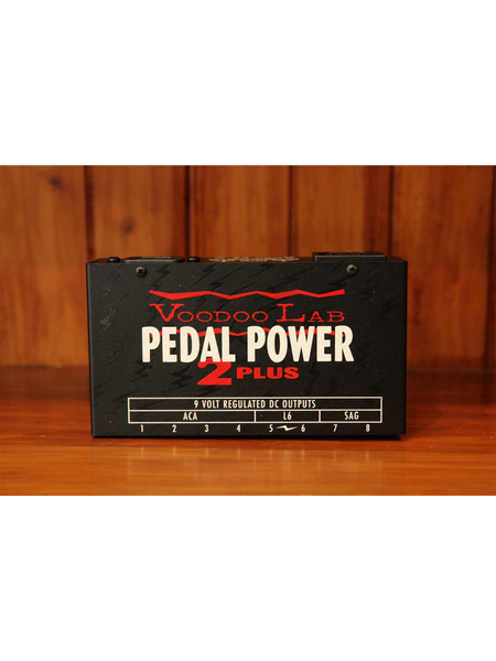 Voodoo Lab Pedal Power 2+ Power Supply - The Rock Inn
