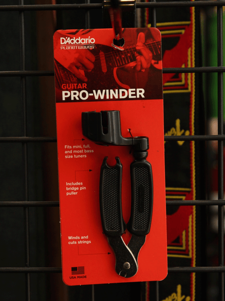 D'Addario Planet Waves Pro String Winder Cutter - The Rock Inn