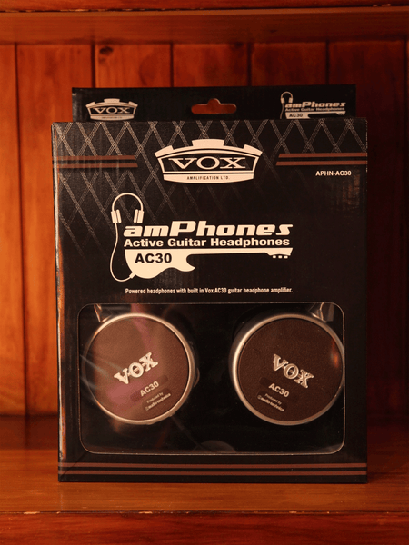 Vox Amphones Guitar Amp Headphones - The Rock Inn