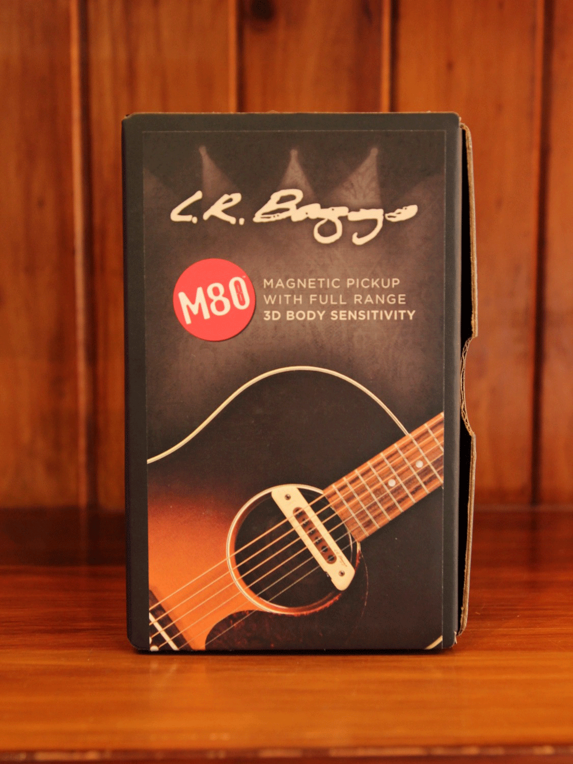 LR Baggs M80 Acoustic Soundhole Pickup - The Rock Inn