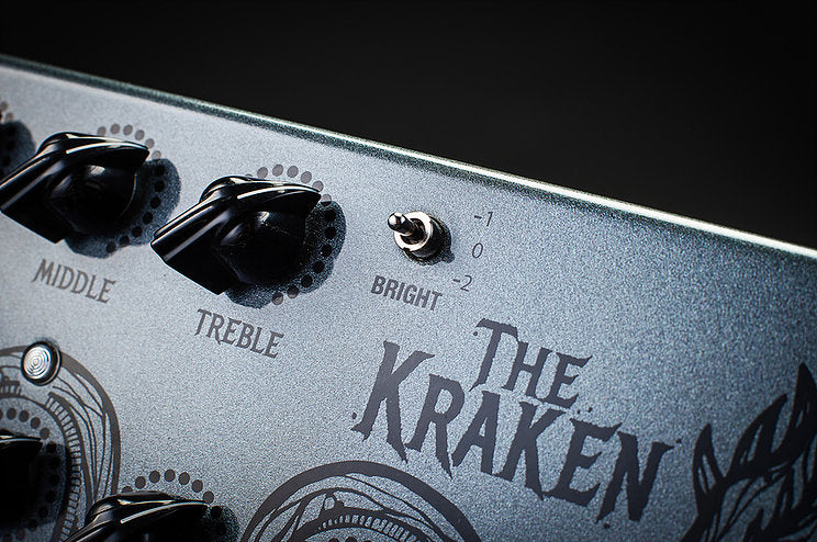 Victory V4 The Kraken Amplifier Preamp Pedal