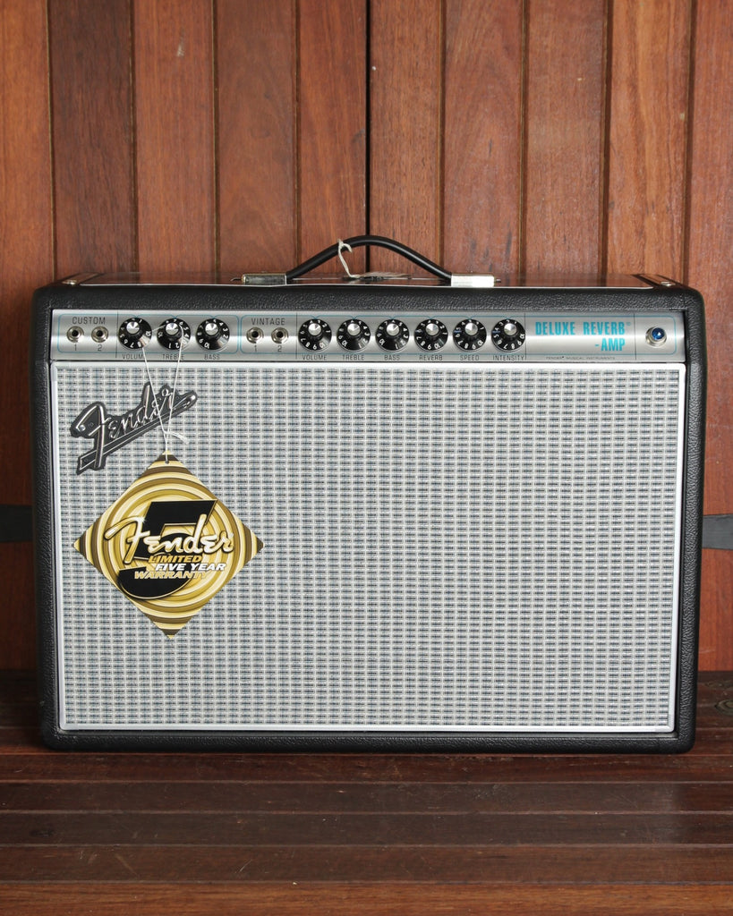 Fender 68 Custom Deluxe Reverb 22w Combo - The Rock Inn - 1
