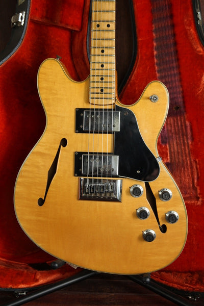 *NEW ARRIVAL* Fender Starcaster Vintage 1977 Natural