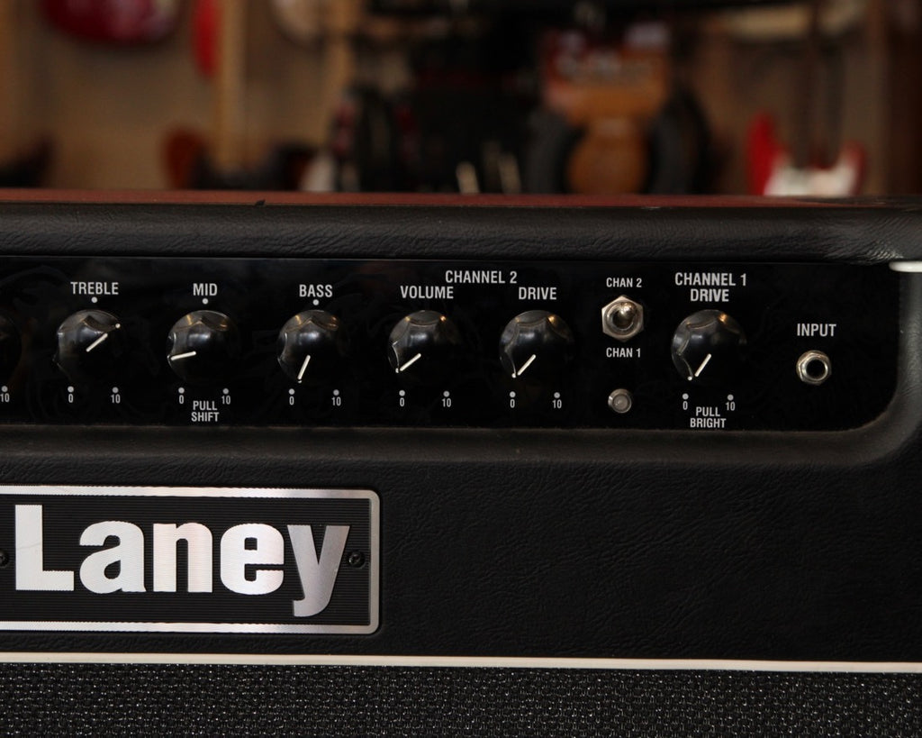 Laney GH50R 50W 2x12 Valve Combo Pre-Owned