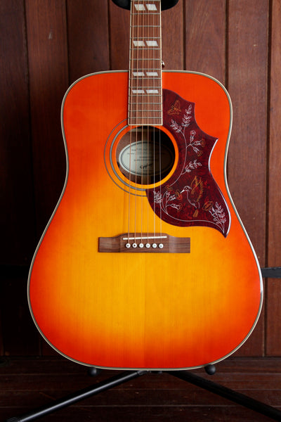 Epiphone Hummingbird Studio Faded Cherry Burst Acoustic-Electric Guitar