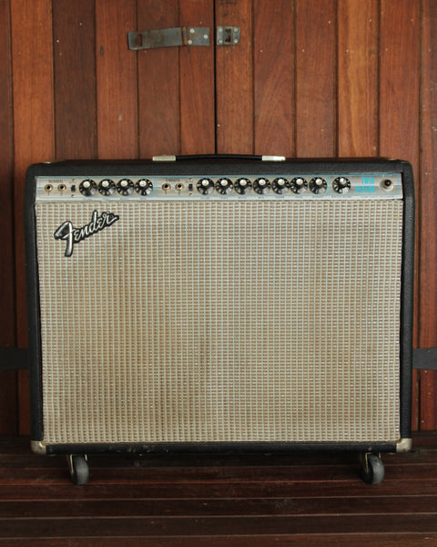 Fender Twin Reverb 1974 Model Vintage Valve Amplifier - The Rock Inn - 1