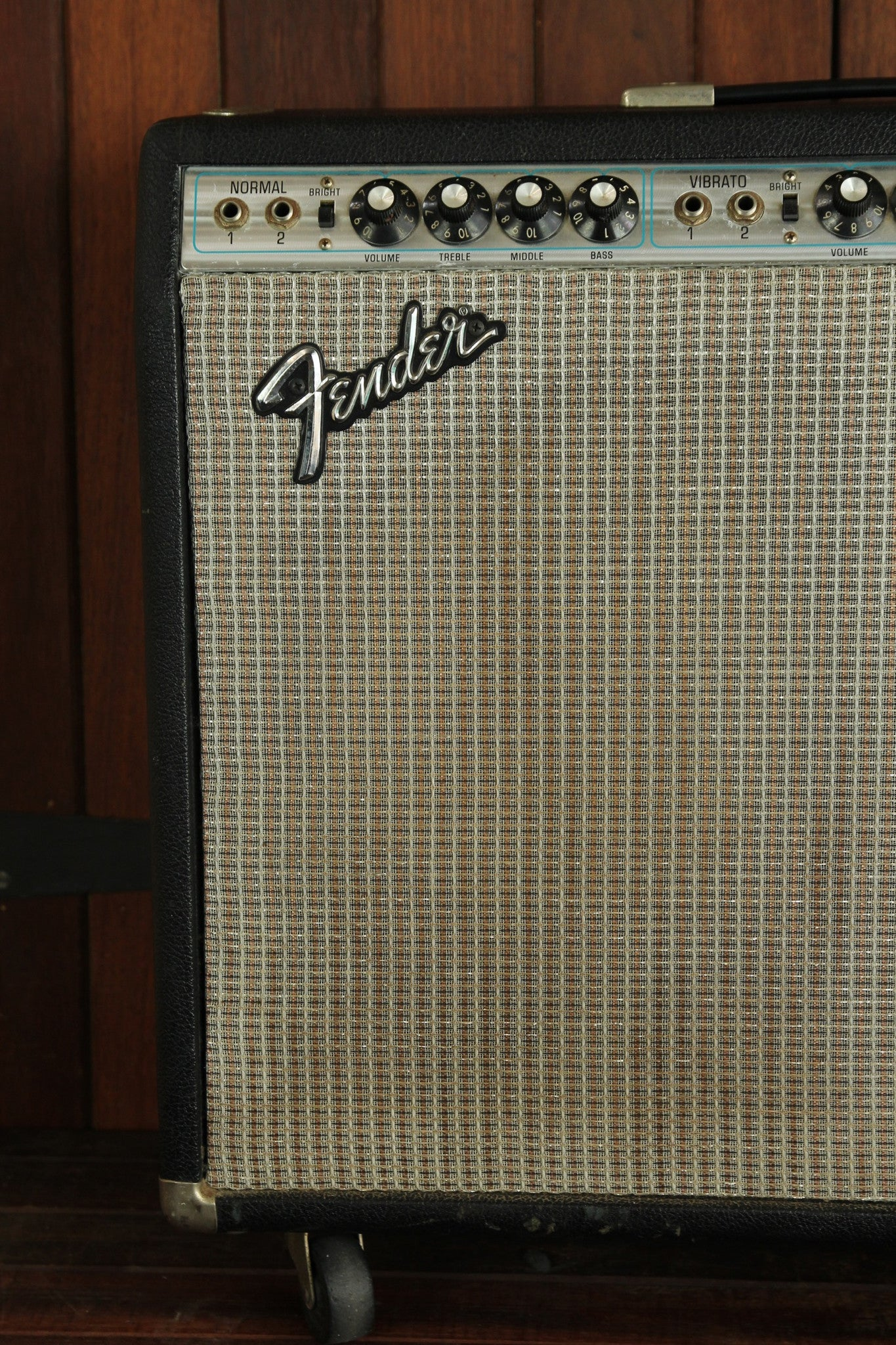 Fender Twin Reverb 1974 Model Vintage Valve Amplifier - The Rock Inn - 3