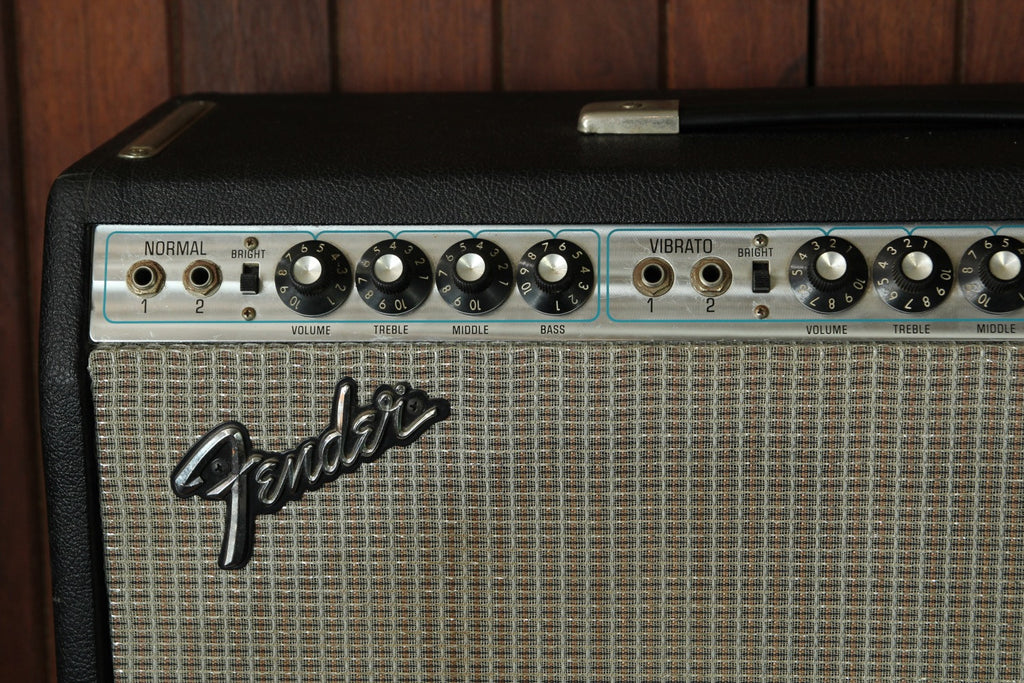 Fender Twin Reverb 1974 Model Vintage Valve Amplifier - The Rock Inn - 4