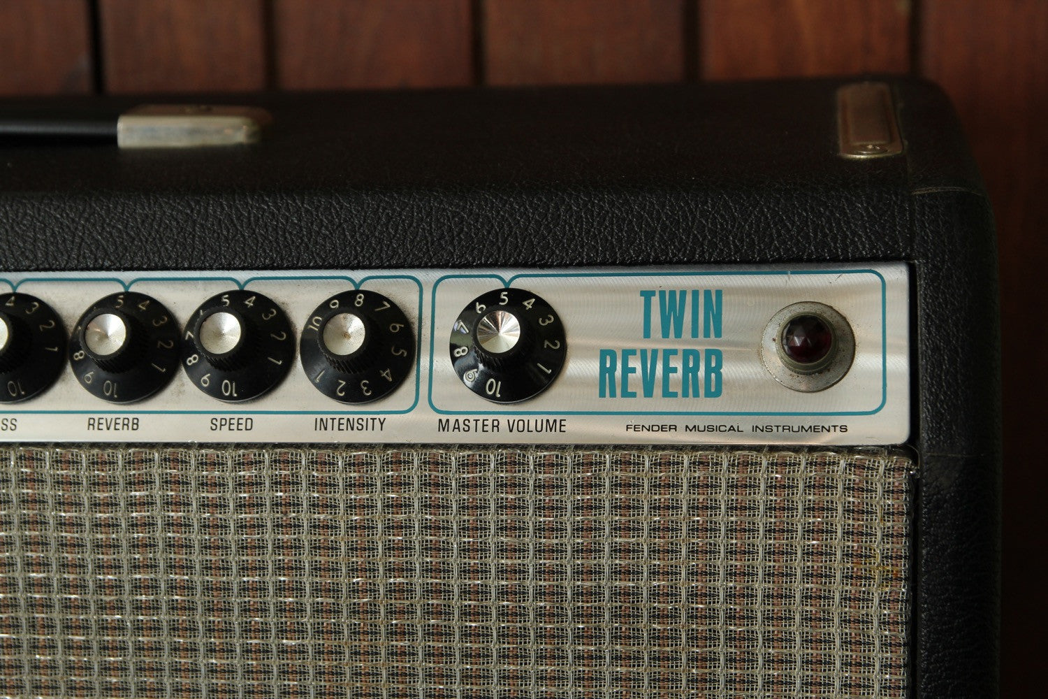 Fender Twin Reverb 1974 Model Vintage Valve Amplifier - The Rock Inn - 6