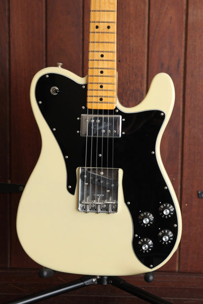 Fender American Original '70s Telecaster Custom Vintage White Pre-Owned