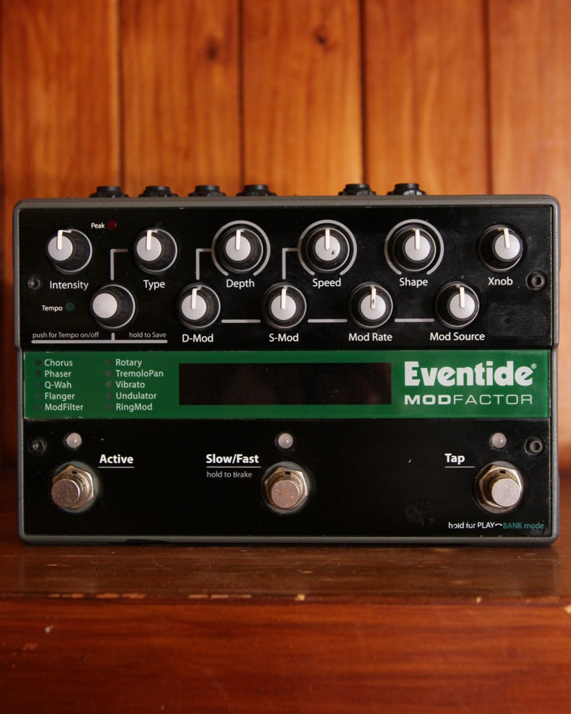 Eventide ModFactor Modulation Pedal Pre-Owned