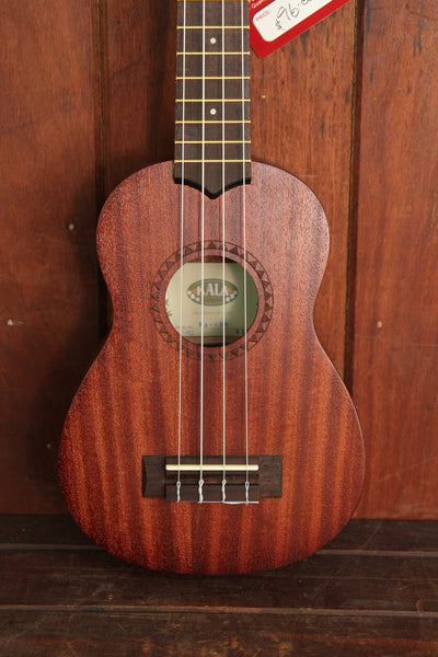 Kala KA-15S Soprano Ukulele - The Rock Inn - 1