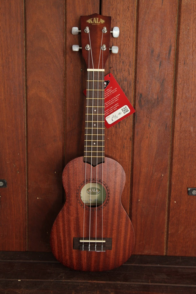 Kala KA-15S Soprano Ukulele - The Rock Inn