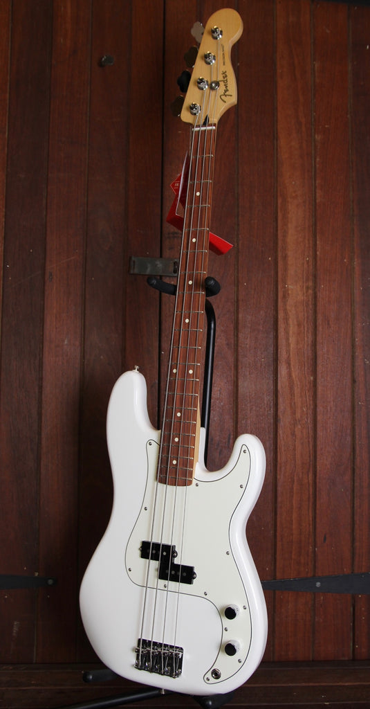 Fender Player Series Precision Bass Pau Ferro Polar White