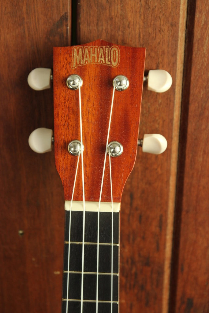 Mahalo Java Series MJ2-TBR Concert Ukulele - The Rock Inn