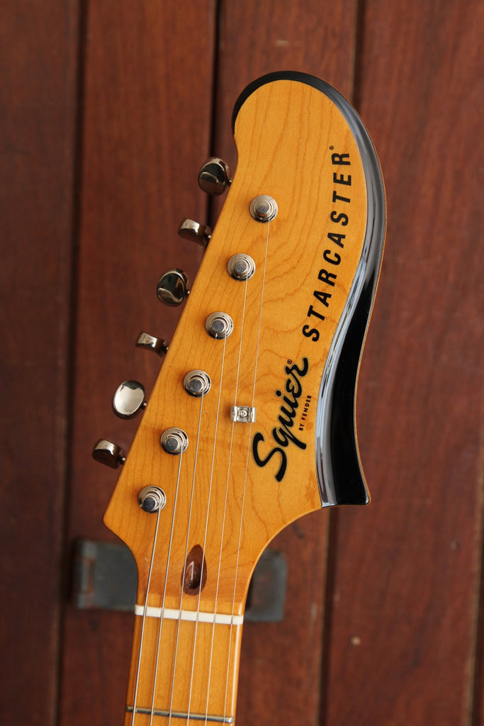 Squier Classic Vibe Starcaster Electric Guitar Walnut