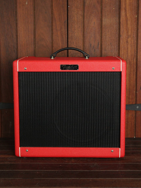 Fender Blues Junior III Red October Limited Edition Pre-Owned